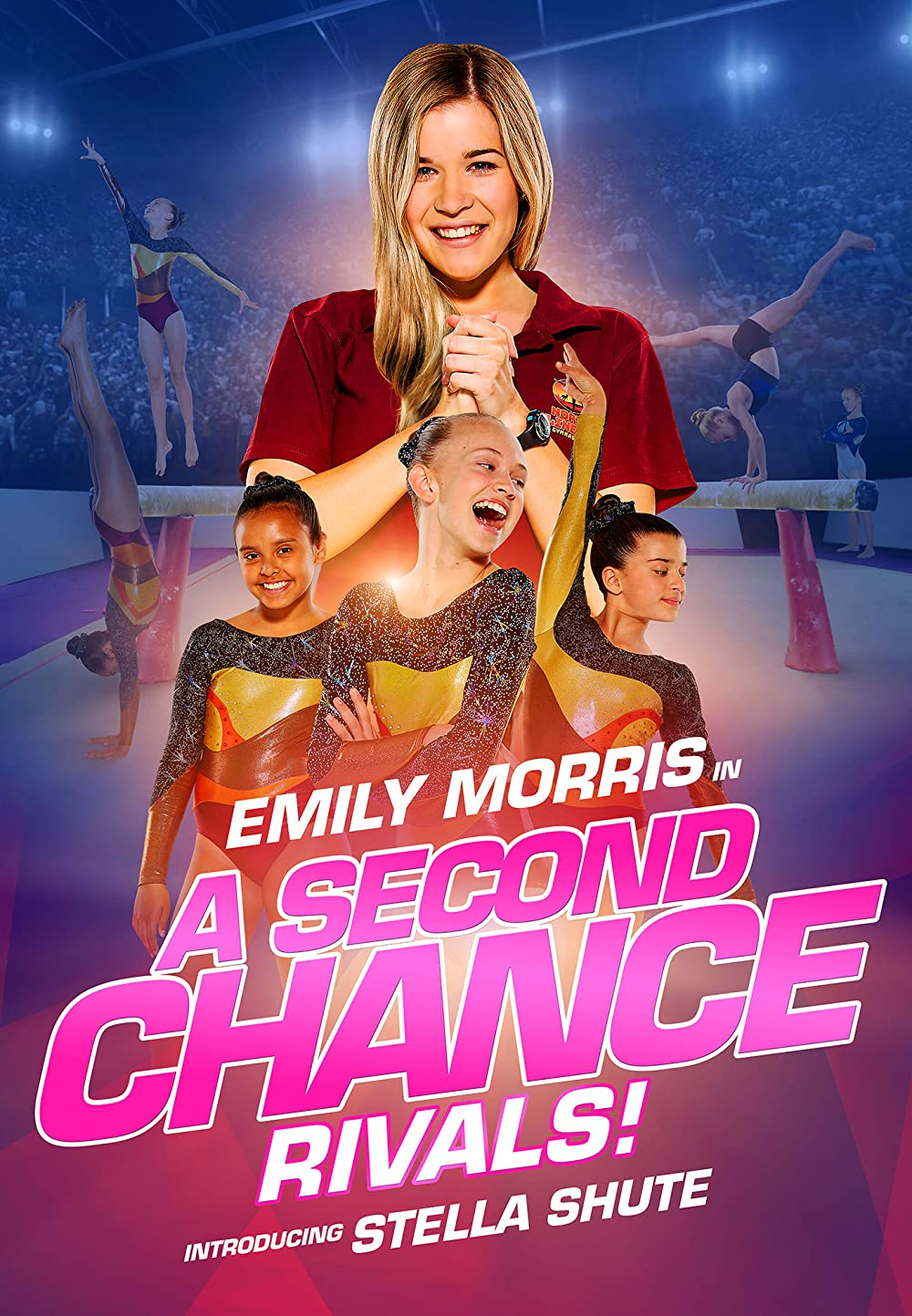 A Second Chance Rivals 2019 [DVD Custom] [Latino] Premier FTP