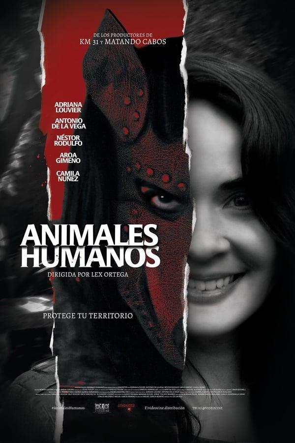 Animales Humanos 2020 [DVD Custom] [Latino] PremierFTP