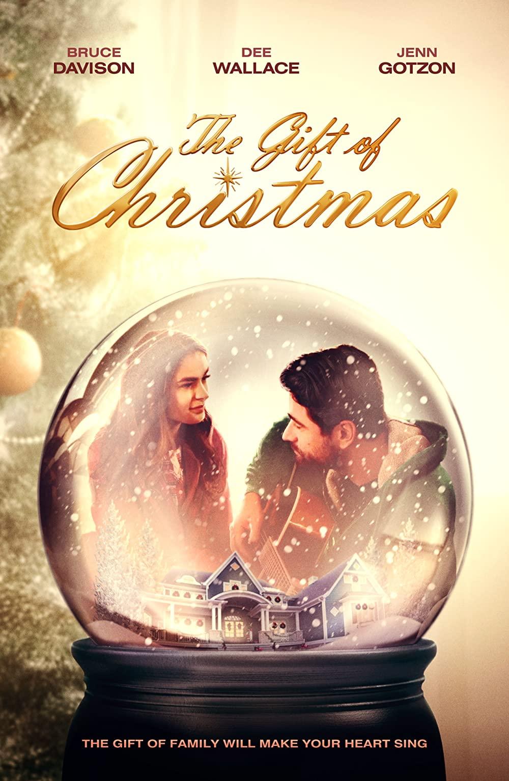 The Gift of Christmas 2020 [DVD Custom] [Latino] PremierFTP