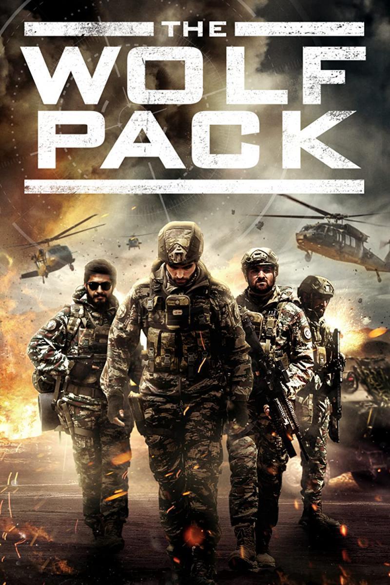The Wolf Pack 2019 [DVD Custom] [Latino] Premier FTP