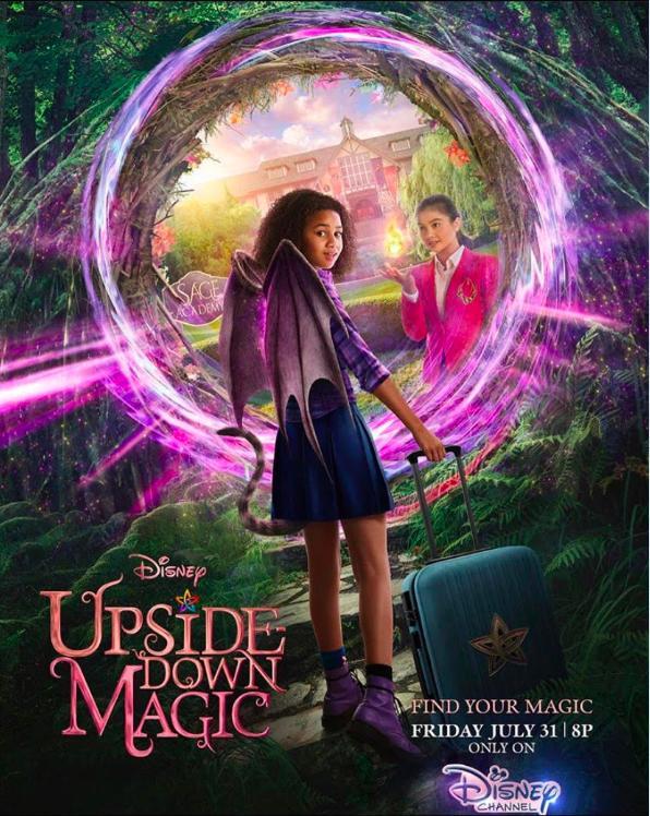Upside-Down Magic 2020 [DVD Custom] [Latino] Premier FTP