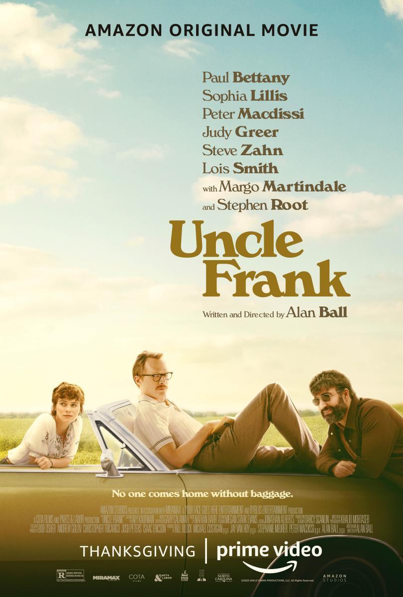 Uncle Frank 2020 [DVD Custom] [Latino] Premier FTP